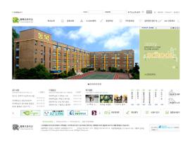 동북초등학교 웹사이트
